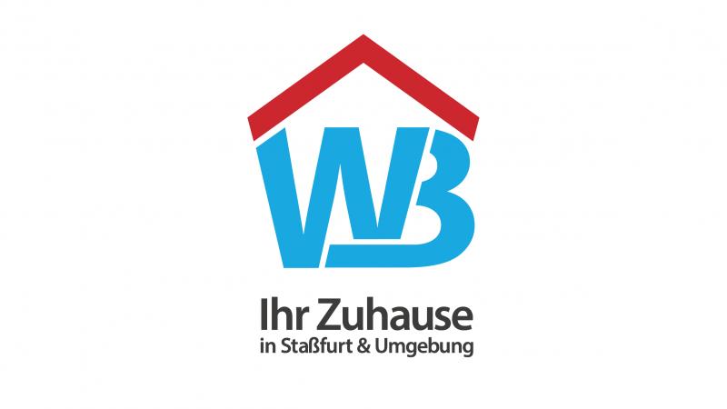 Logo und Corporate Identity – Wobau Staßfurt mbH