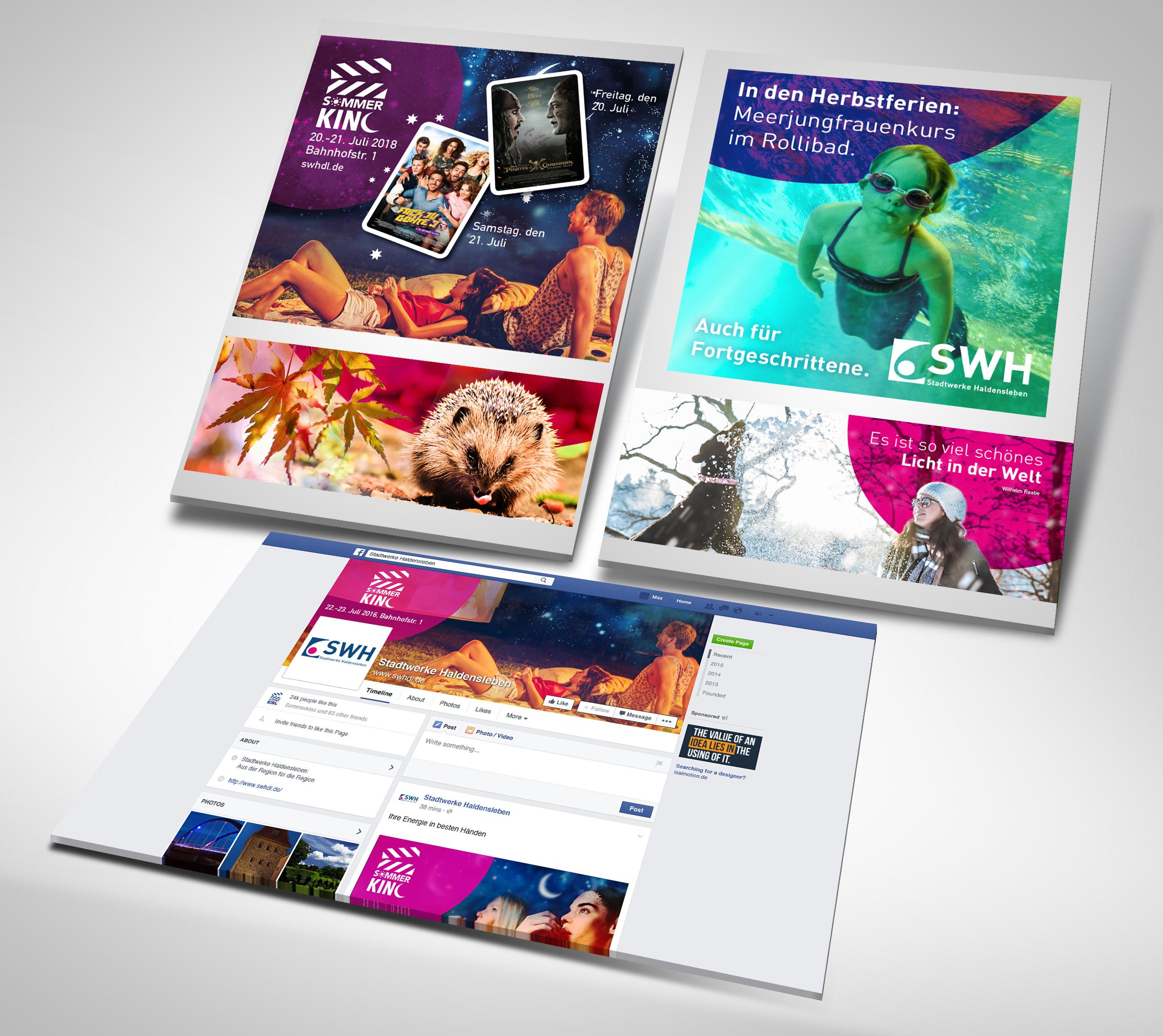 Facebook und Social-Media